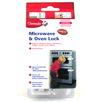 Microwave or Oven Lock