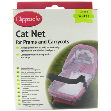 Cat Net for Prams & Carrycots