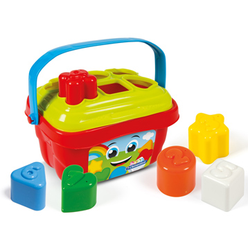 Shape Sorter Bucket