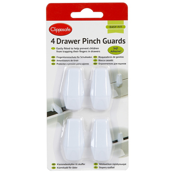 Drawer Pinch Guards (4 Pack)