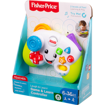 Laugh & Learn Toy Game Controller