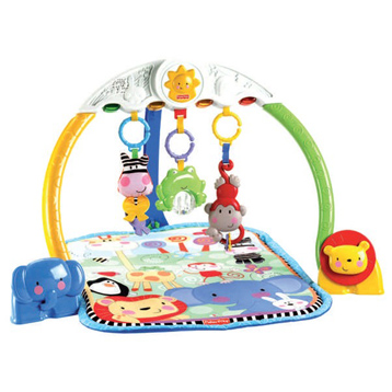 Fisher Price Eye See Musical Gym
