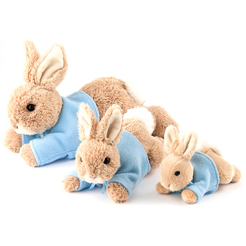 Lying Peter Rabbit Plush