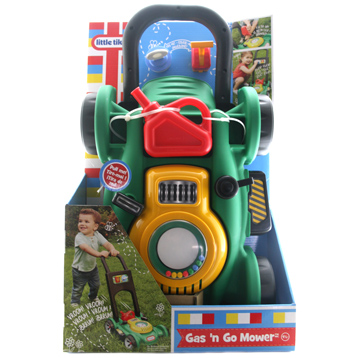 Little Tikes Gas n Go Mower