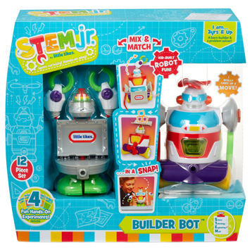 Stem Jr. Builder Bot