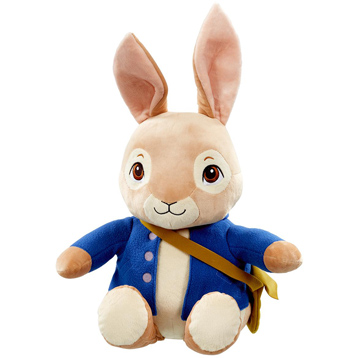 Animated TV Series Giant Peter Rabbit Plush